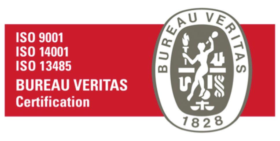 Qualité & environnement - Certification Bureau Veritas
